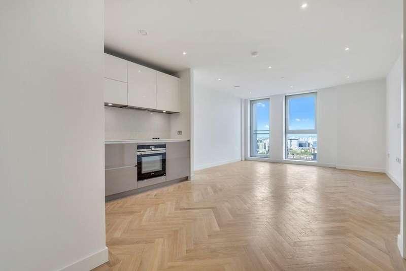 1 Bedroom Apartment Flat for sale in Southwark Bridge Road