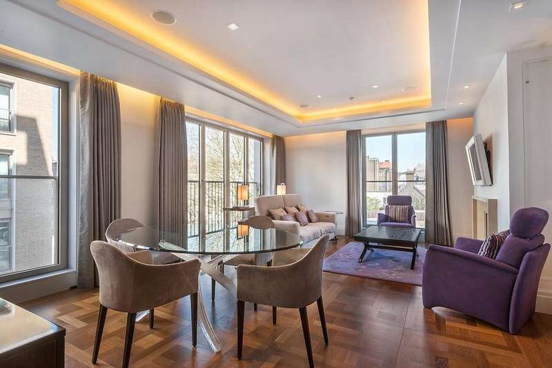 2 Bedrooms Apartment Flat for sale in Ebury Square, London, SW1W