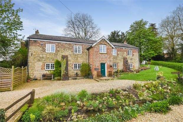 4 Bedrooms Detached House for sale in Church Street, Quainton, Buckinghamshire. HP22 4AP