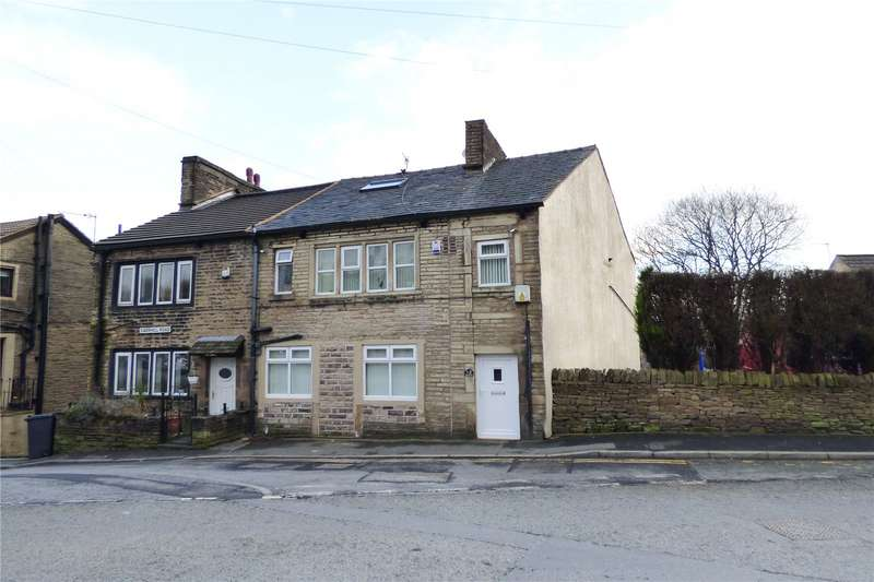 2 Bedrooms Semi Detached House for sale in Carrhill Road, Mossley, Ashton-under-Lyne, Greater Manchester, OL5