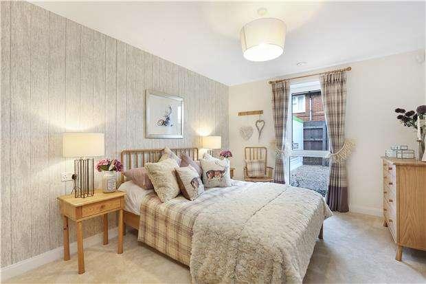 2 Bedrooms Flat for sale in St. Johns Road, TUNBRIDGE WELLS, Kent, TN4 9TU