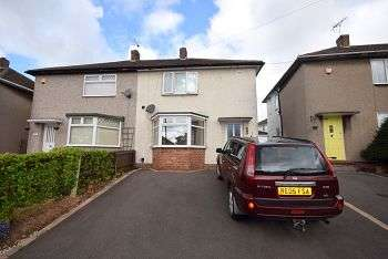 2 Bedrooms Semi Detached House for sale in Prince Charles Avenue, Mackworth, Derby, DE22 4LL