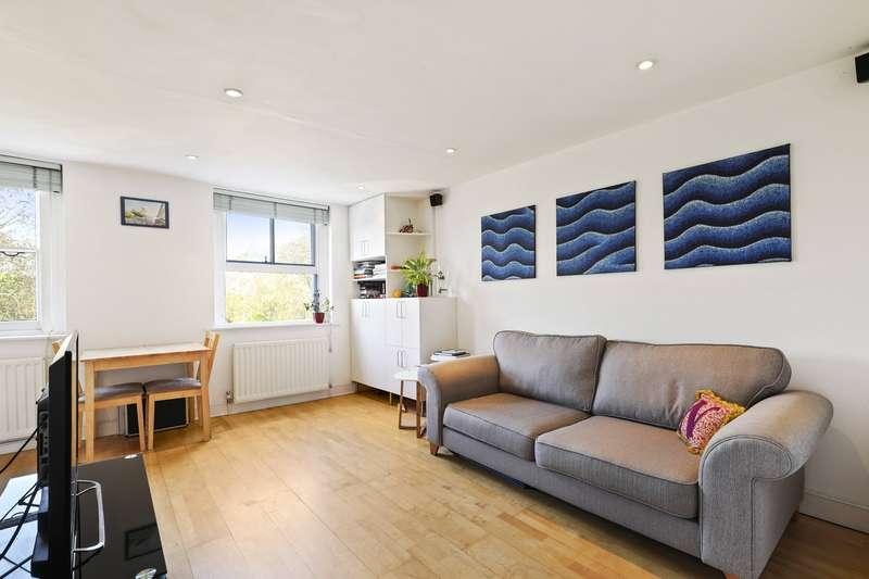 1 Bedroom Flat for sale in Arundel Square, Islington, N7