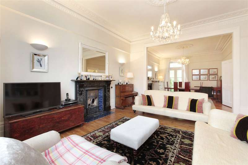 6 Bedrooms Semi Detached House for sale in Lewin Road, Streatham, London, SW16