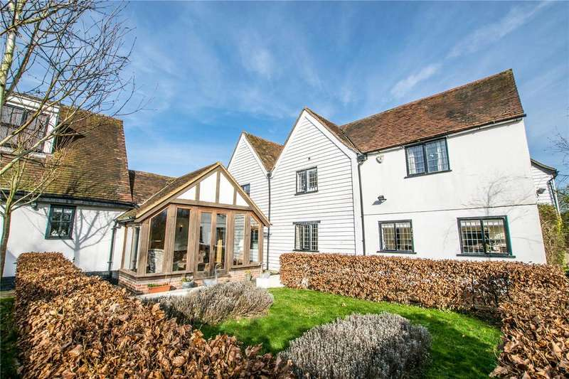 4 Bedrooms Semi Detached House for sale in Ashendene Road, Bayford, Hertford