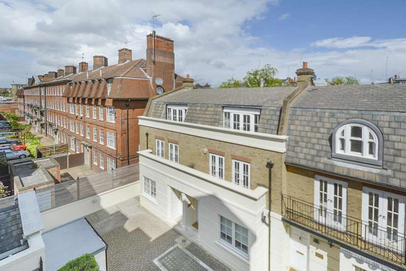 4 Bedrooms Terraced House for sale in College Place, London, SW10