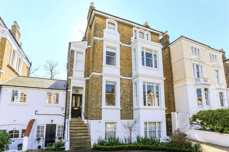 6 Bedrooms Link Detached House for sale in Marlborough Road, Richmond, TW10