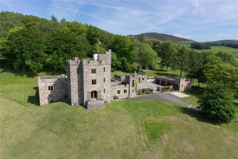 6 Bedrooms Detached House for sale in Llanbedr Dyffryn Clwyd, Ruthin, Clwyd, LL15