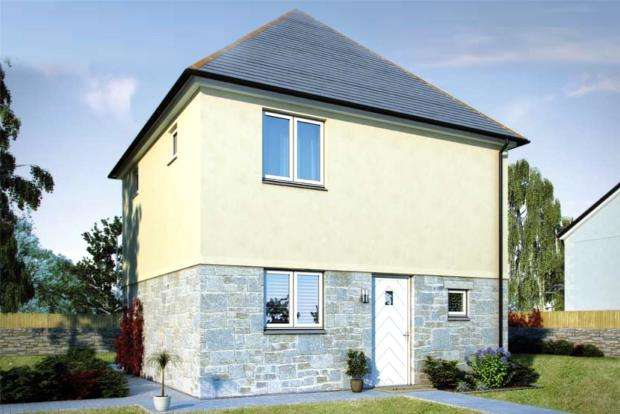 2 Bedrooms Semi Detached House for sale in Hidderley Park, Boilerworks Road, Camborne, Cornwall