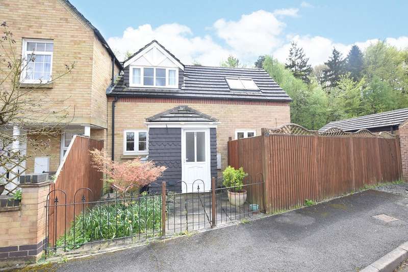 2 Bedrooms End Of Terrace House for sale in Wards Stone Park, Bracknell, Berkshire, RG12