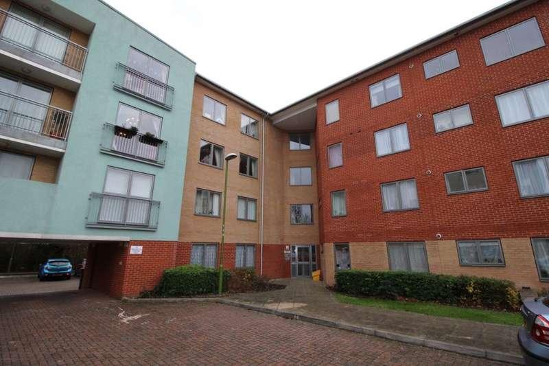 2 Bedrooms Flat for rent in Kilby Road, Stevenage, SG1