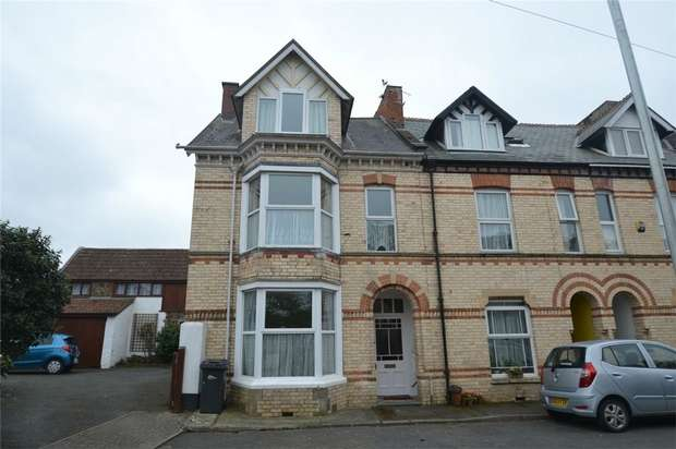 3 Bedrooms End Of Terrace House for sale in Allen Bank, Newport, Barnstaple, Devon