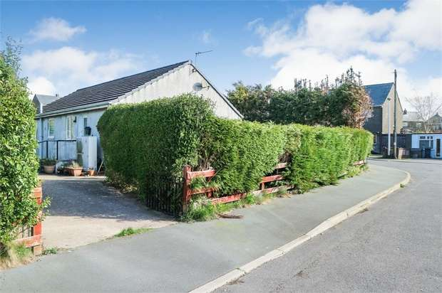3 Bedrooms Detached Bungalow for sale in The Island, Anthorn, Wigton, Cumbria