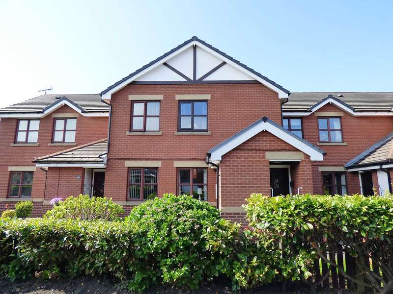 2 Bedrooms Retirement Property for sale in Oxford Court, Oxford Road, Ansdell