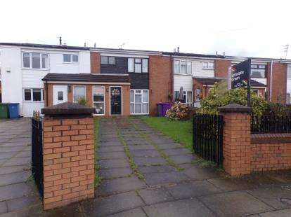 3 Bedrooms Terraced House for sale in Phythian Close, Kensington, Liverpool, Merseyside, L6