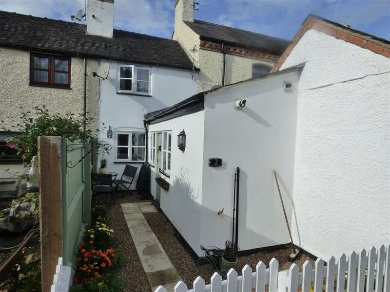 1 Bedroom Terraced House for sale in Gilliver Gardens, Draycott