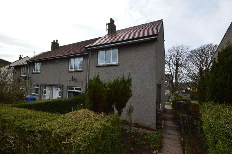2 Bedrooms Terraced House for rent in Lawfield Avenue, West Kilbride, North Ayrshire, KA23 9DH