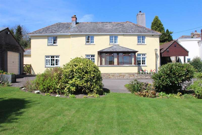 5 Bedrooms Detached House for sale in Newton Tracey, Barnstaple