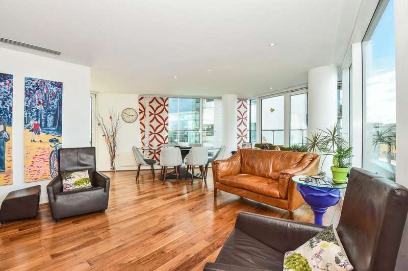 3 Bedrooms Apartment Flat for sale in Empire Square, SE1
