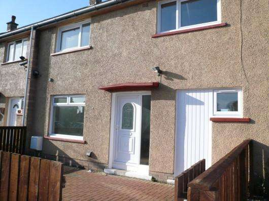 3 Bedrooms Semi-detached Villa House for sale in Greenhead Avenue, Stevenston KA20