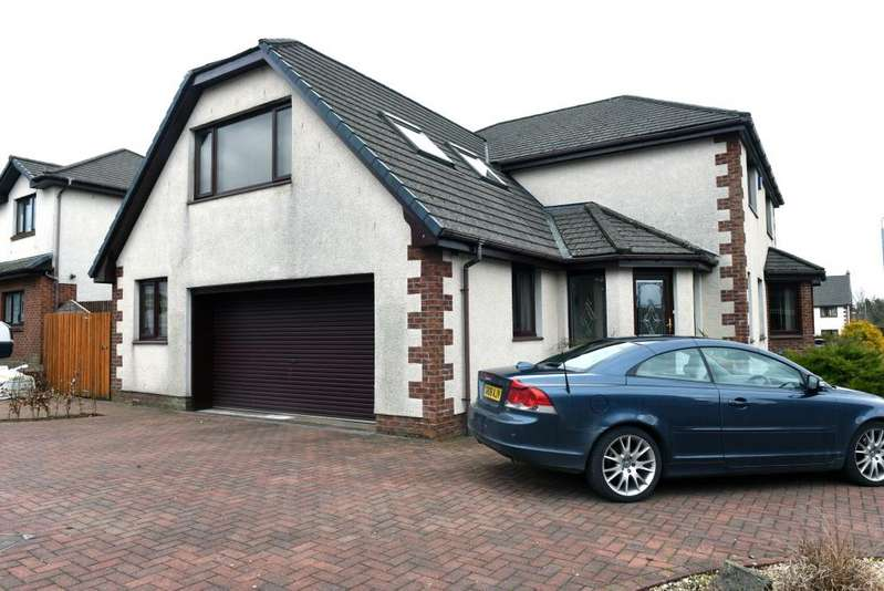 4 Bedrooms Detached Villa House for sale in Towerhill Avenue, Kilmaurs KA3