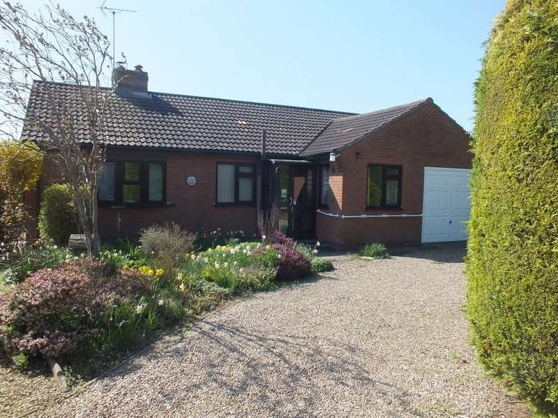 3 Bedrooms Detached Bungalow for sale in Stockhouse Lane, Surfleet