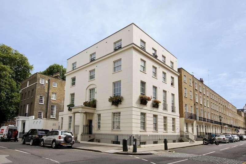 2 Bedrooms Flat for sale in Virginia Court, Burton Street, Bloomsbury, London