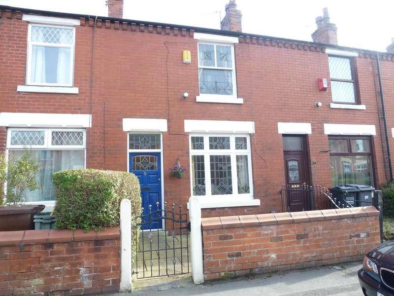 2 Bedrooms Terraced House for sale in BEECH ROAD, LEYLAND PR25