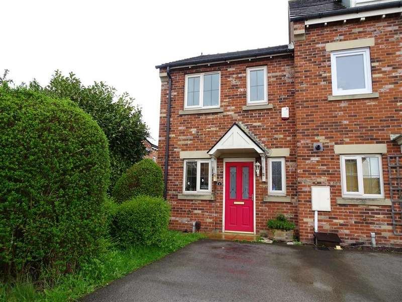 2 Bedrooms House for rent in Claymoor Close, Mansfield