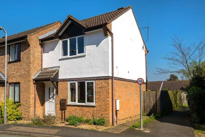 2 Bedrooms Semi Detached House for sale in Hereward Street, Bourne, PE10