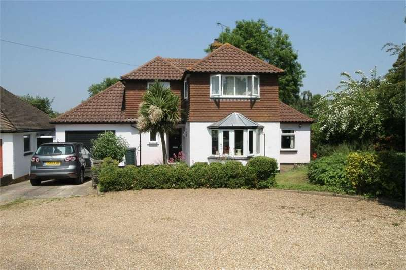5 Bedrooms Detached House for sale in Mount Way, CARSHALTON, Surrey
