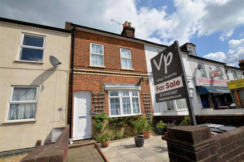 2 Bedrooms Terraced House for sale in Oxford Road, Reading