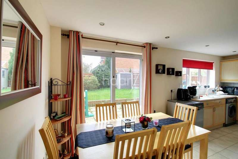 3 Bedrooms Detached House for sale in Fox Hollow, Oadby, Leicester