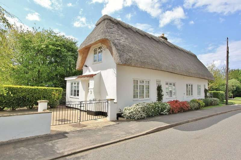 3 Bedrooms Detached House for sale in High Street, Longstanton