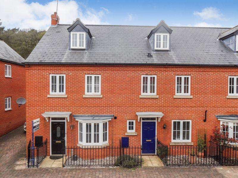 4 Bedrooms End Of Terrace House for sale in Trilley Fields, Maulden
