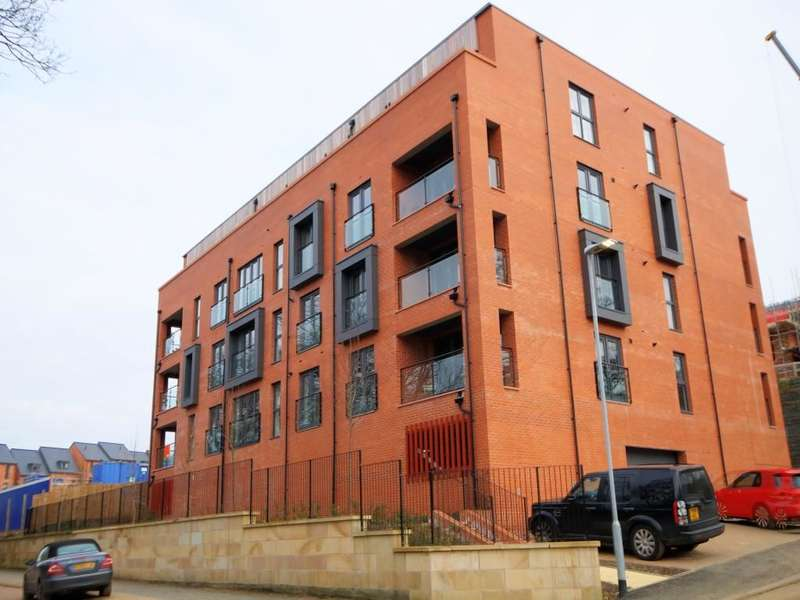 2 Bedrooms Flat for rent in Park View Avenue, Gateshead, NE9