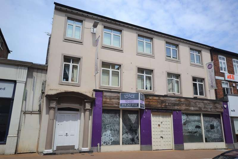 1 Bedroom Apartment Flat for sale in Belvoir Street, City Centre, Leicester LE1