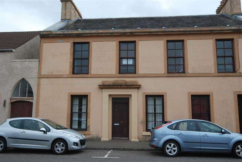 2 Bedrooms Apartment Flat for sale in Glasgow Street, Ardrossan