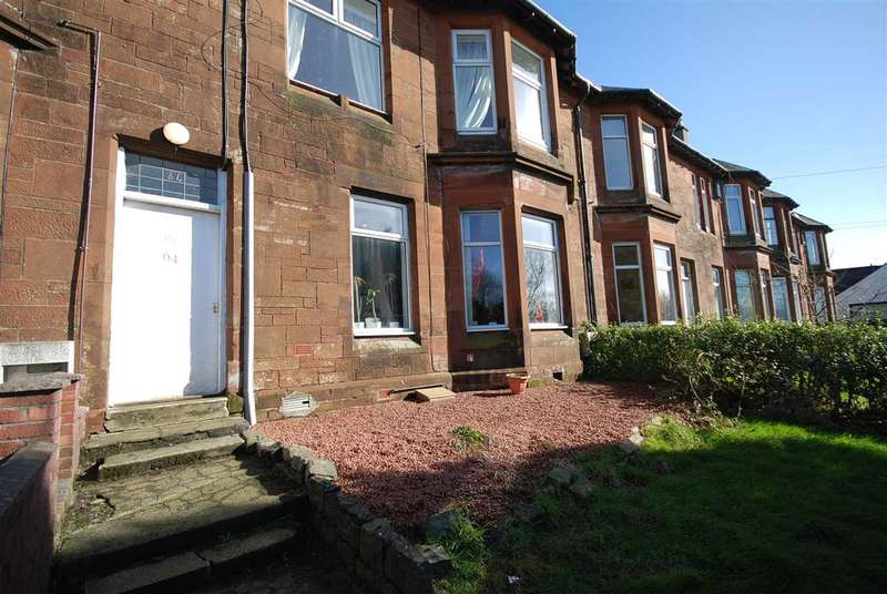 2 Bedrooms Flat for sale in Kirkland Road, Glengarnock
