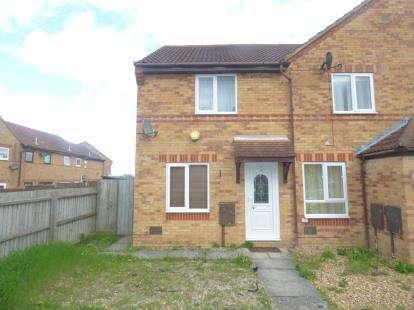 2 Bedrooms End Of Terrace House for sale in Millbank Place, Kents Hill, Milton Keynes, Buckinghamshire