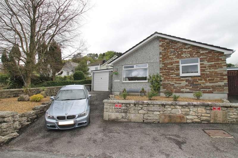 3 Bedrooms Detached Bungalow for sale in Under Road, Gunnislake, PL18 9JL