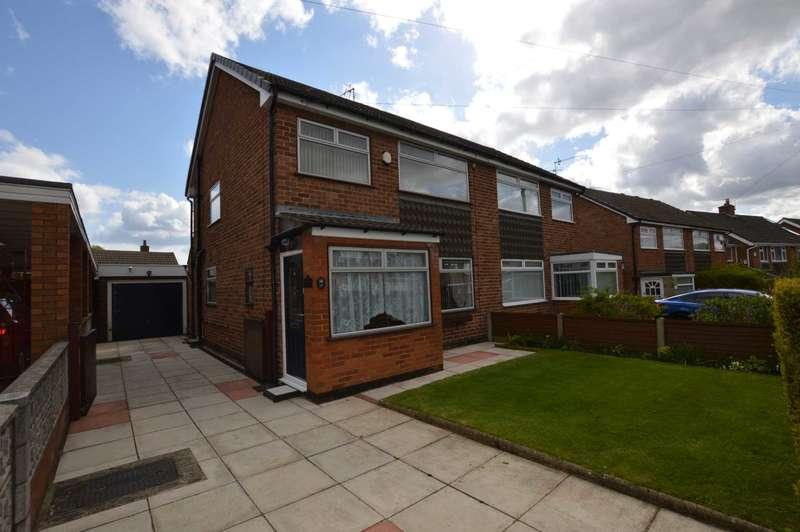 3 Bedrooms Semi Detached House for sale in Shallmarsh Road, Higher Bebington