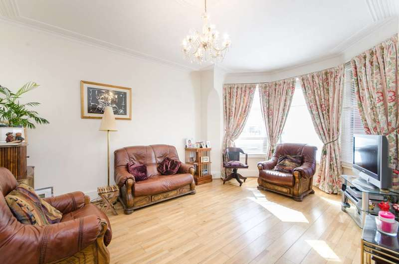 3 Bedrooms Terraced House for sale in Normanby Road, Dollis Hill, NW10