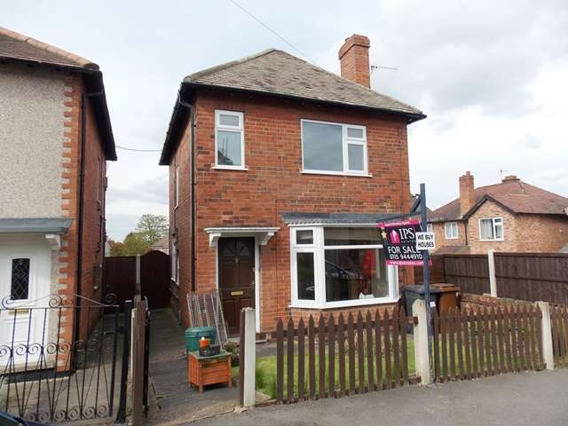 3 Bedrooms End Of Terrace House for sale in Granby Street, Ilkeston