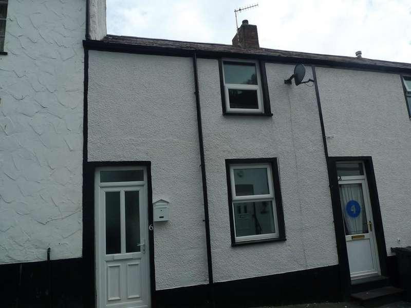 2 Bedrooms Terraced House for rent in Watkin Street, Conwy