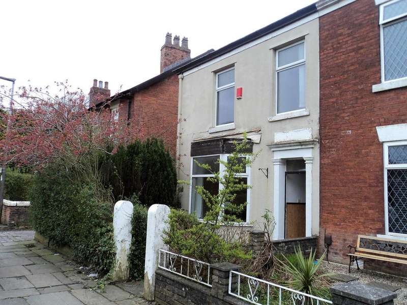 4 Bedrooms Terraced House for sale in Hope Terrace Blackburn