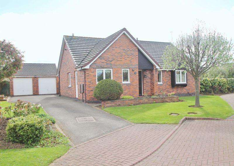 3 Bedrooms Detached Bungalow for sale in Hazelwood Court, Acklam