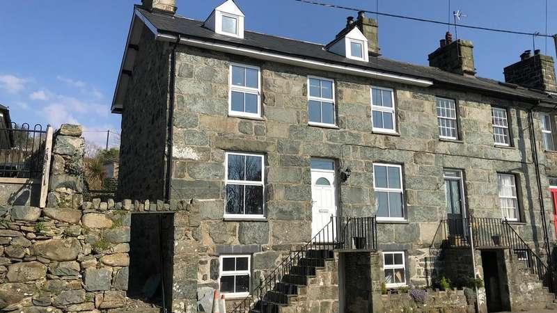 4 Bedrooms End Of Terrace House for sale in Dyffryn Ardudwy, LL44
