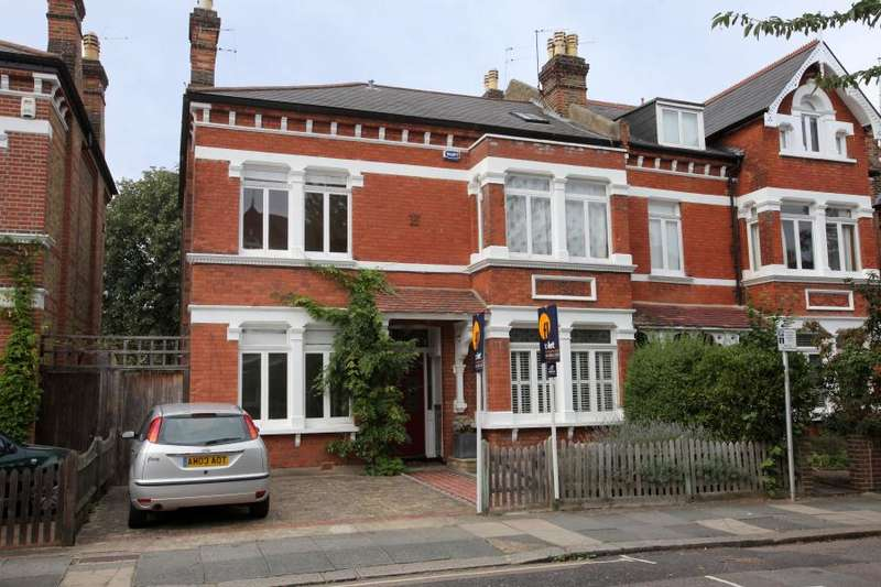 5 Bedrooms House for rent in St Stephens Gardens, Twickenham TW1