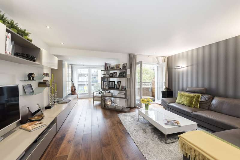 4 Bedrooms Semi Detached House for sale in Bonney Terrace, Ravenscourt Square, Chiswick, London, W6
